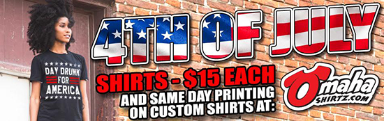 Custom Screen Printing Services