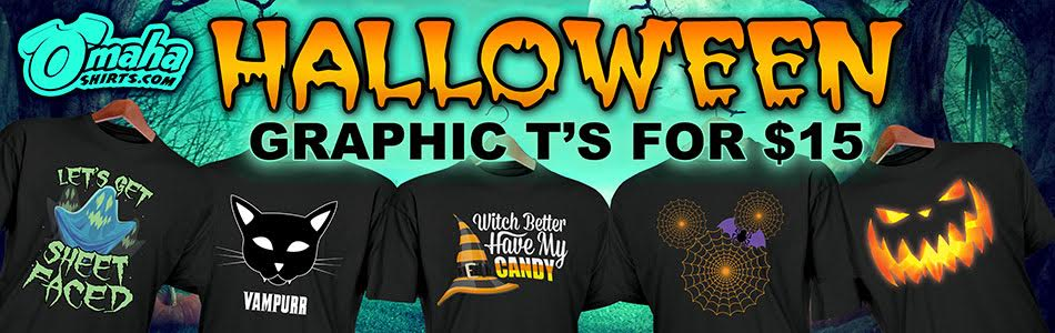 Omaha Shirts Printing Banner