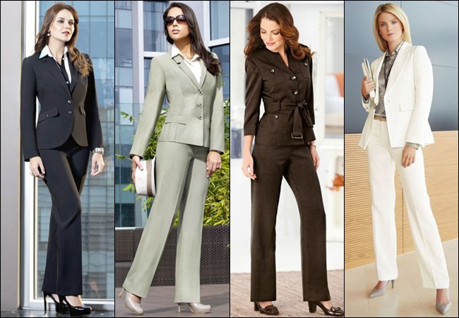 Pantsuits fashion