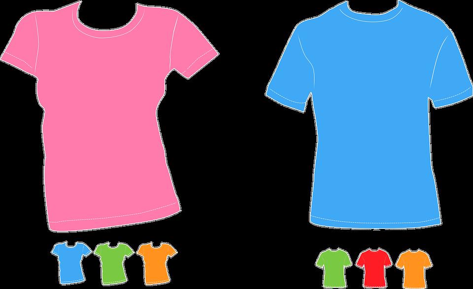 Top 2017 Custom T-shirt Colors
