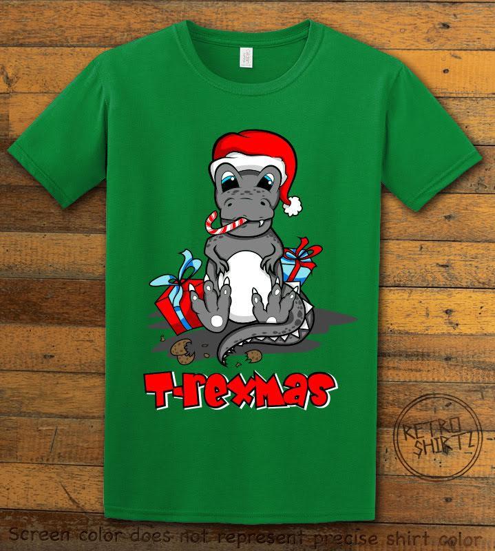 Design Your Own Christmas T-Shirts custom