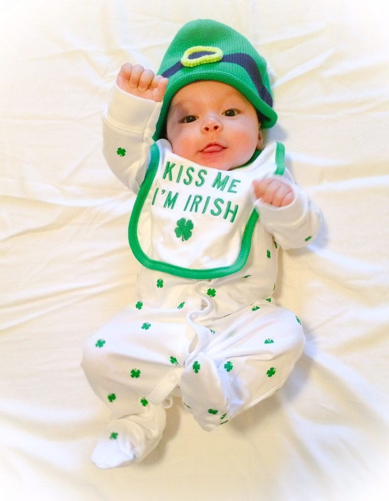 St. Patrick's Day Custom T-Shirt Designs